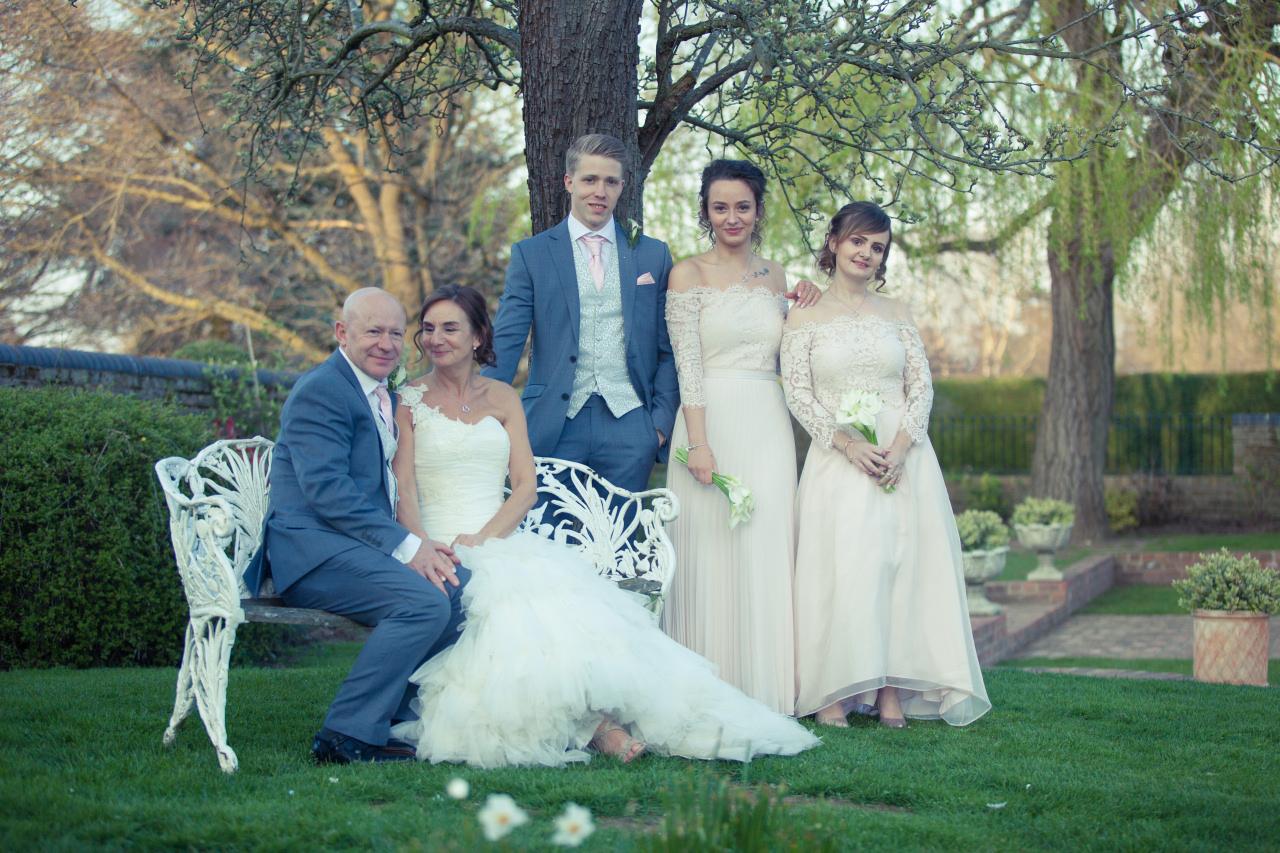 wedding group - Harriet Buckingham - PiB